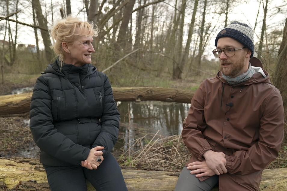 Richard Zschech und seine Mutter sind völlig uneins über die Coronamaßnahmen. Doch sie reden immerhin miteinander.