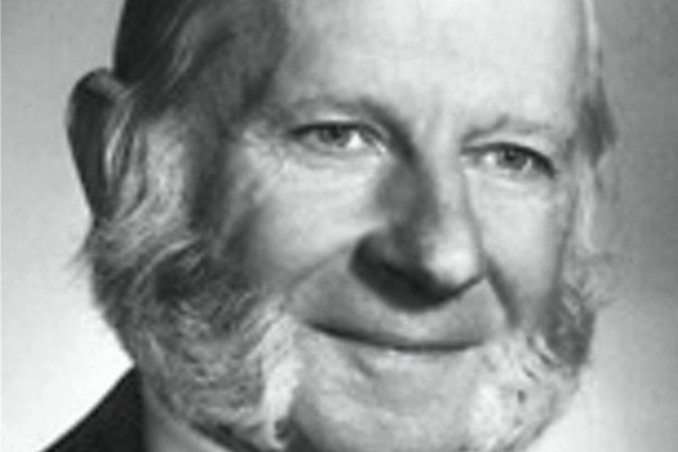 Hans Georg Dehmelt.