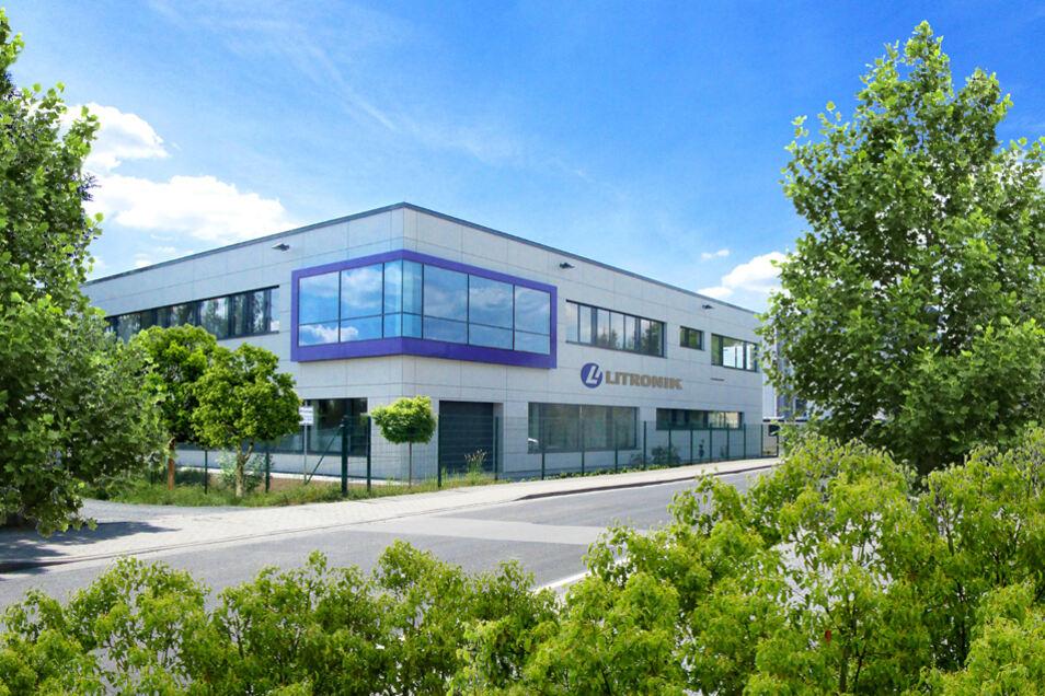 Am Standort in Pirna werden Hochleistungsbatterien entwickelt und produziert.