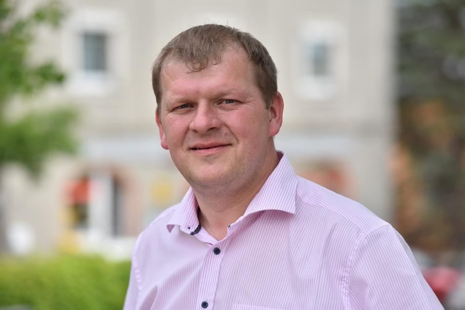 Rabenaus Bürgermeister Thomas Paul ist neuer Kreisjugendwart der Feuerwehr.