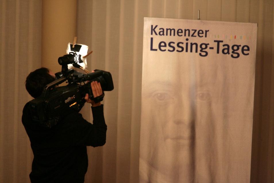Die Kamenzer Lessingtage werden in diesem Jahr verschoben.