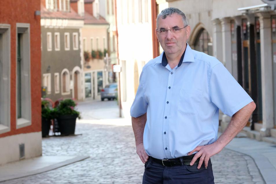Auf Wiedersehen: Als Chef des Haupt- und Personalamtes im Rathaus war Markus Banowski für 29 Mitarbeiter verantwortlich.