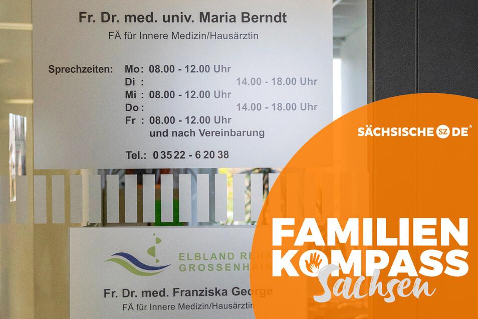 Im MVZ an der Elbland-Rehaklinik auf dem Großenhainer Bobersberg hat eine neue Allgemeinärztin begonnen: Franziska George.
