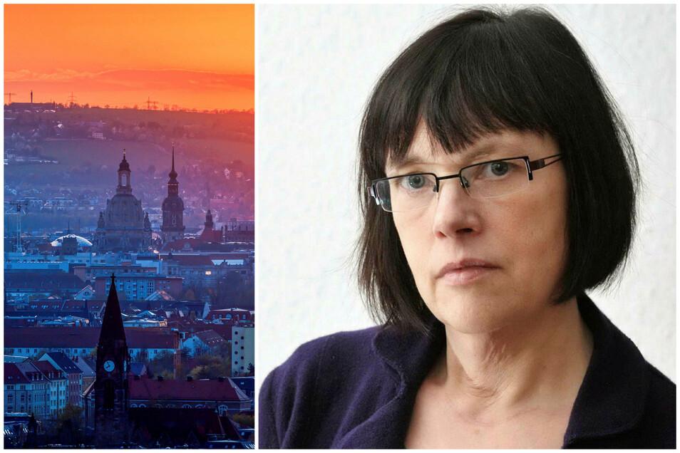 Kathrin Schmidt wird die nächste Stadtschreiberin Dresdens.
