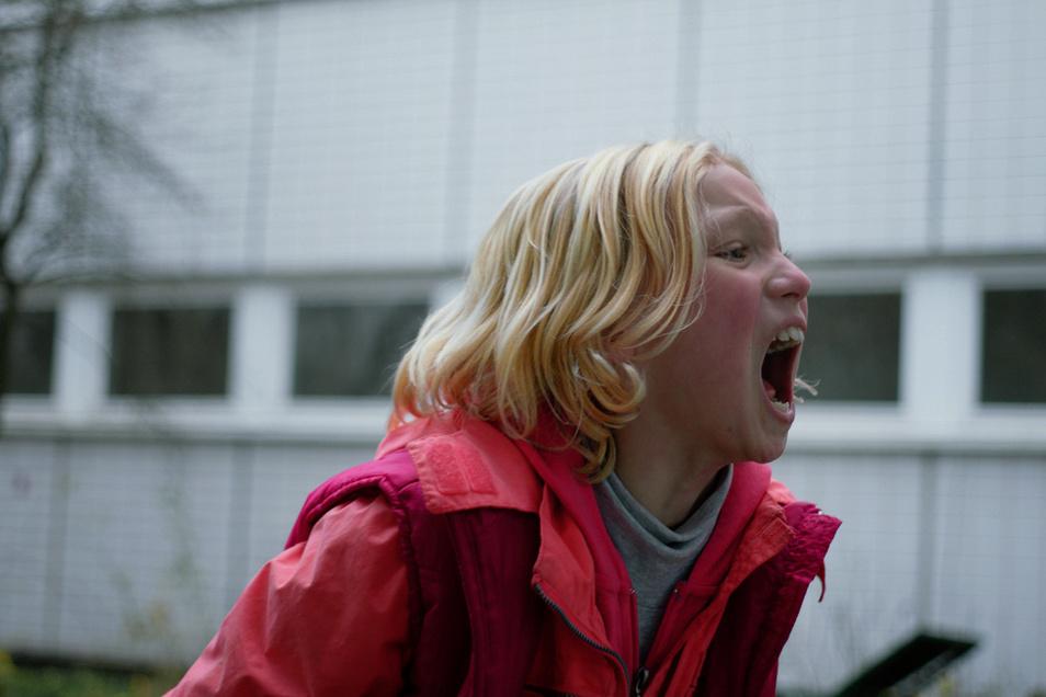 """Zum Schreien gutes Kino: """"Systemsprenger"""" erzählt auf großartige Weise über das """"schwierige"""" Mädchen Benn (Helena Zengel)."""