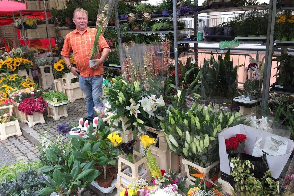 Garten- und Pflanzenmarkt zum Rennbahntrödelmarkt