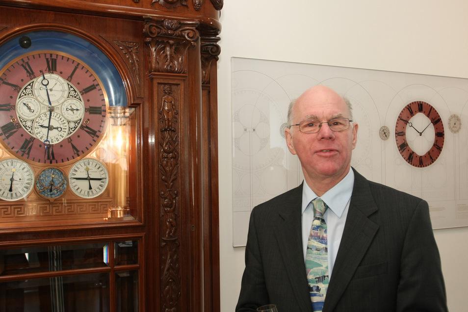Zu den prominenten Besuchern des Museums gehörte auch der damalige Bundestagspräsident Norbert Lammert