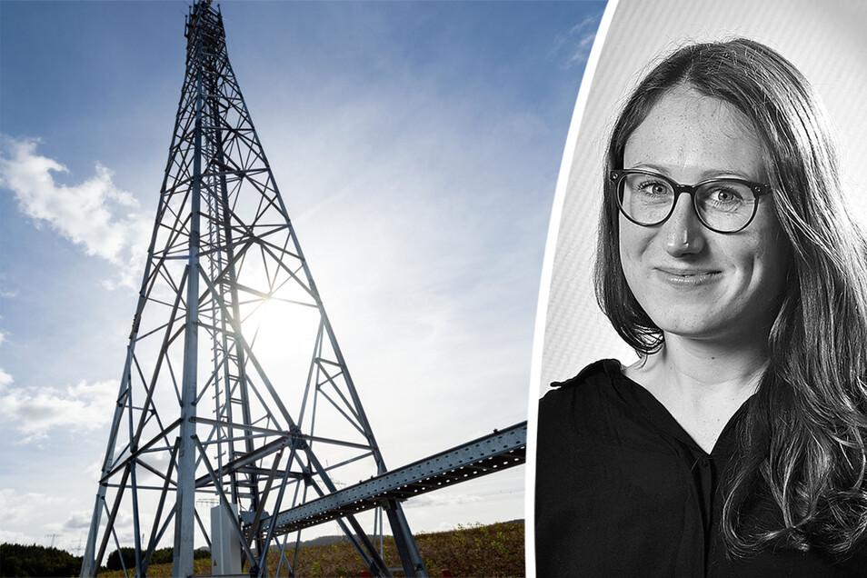 Theresa Hellwig kommentiert den Ausbau des LTE-Netzes.