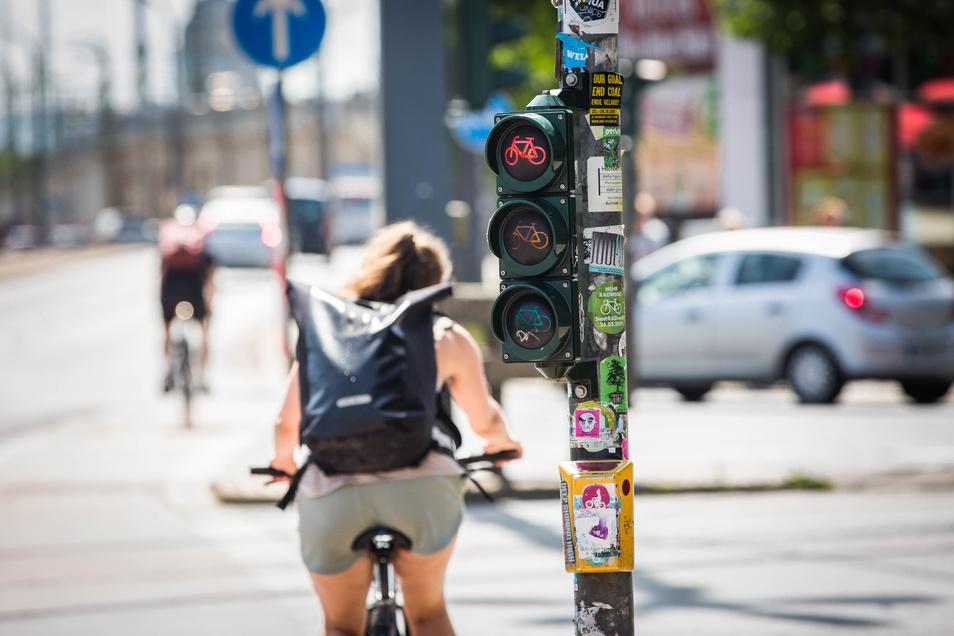 Insgesamt gibt es weniger Verkehrsunfälle. Die Sicherheit für Radfahrer ist aber immer noch nicht zufriedenstellend, geht man nach den neuesten Unfallzahlen.