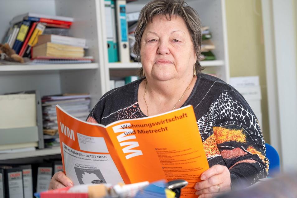 Die Linke-Stadträtin Sonja György kritisiert, die Stadt Riesa gehe die Suche nach einer Lösung für das Obdachlosenheim zu halbherzig an.