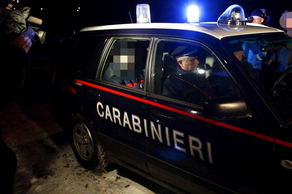 Auf Sizilien wurden fast 100 Verdächtige gefasst.