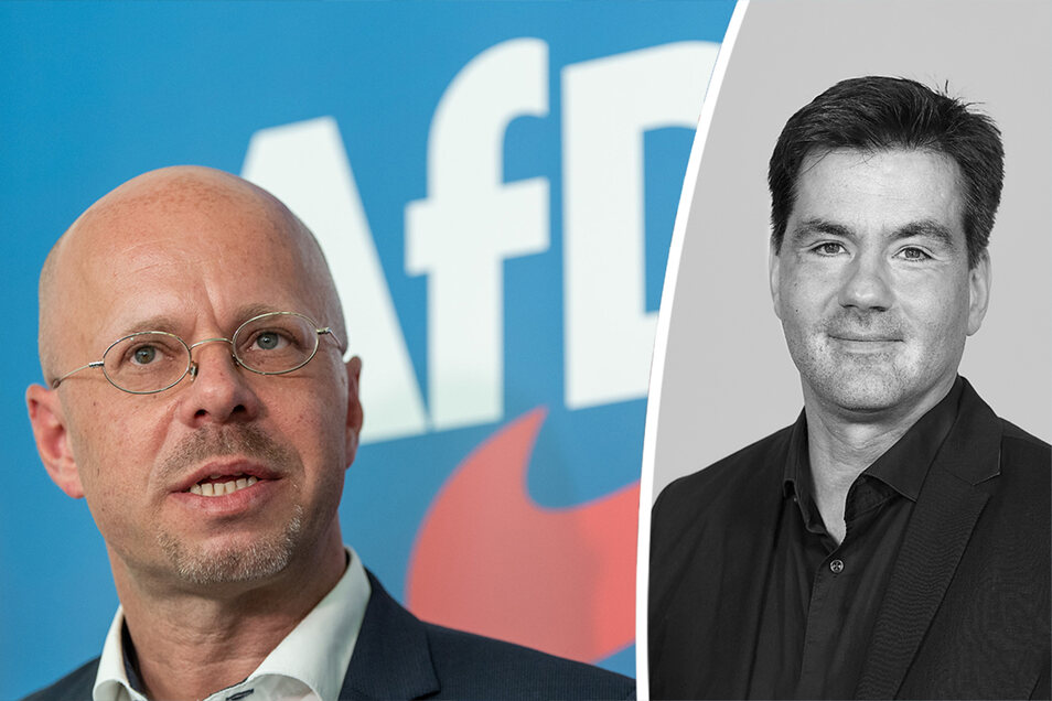 Thilo Alexe ist Redakteur im Ressort Politik der Sächsischen Zeitung.