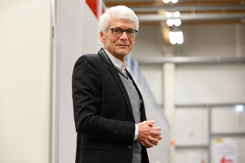 Hans-Christian Gottschalk hat als Kinderarzt Tausenden Kindern geholfen.