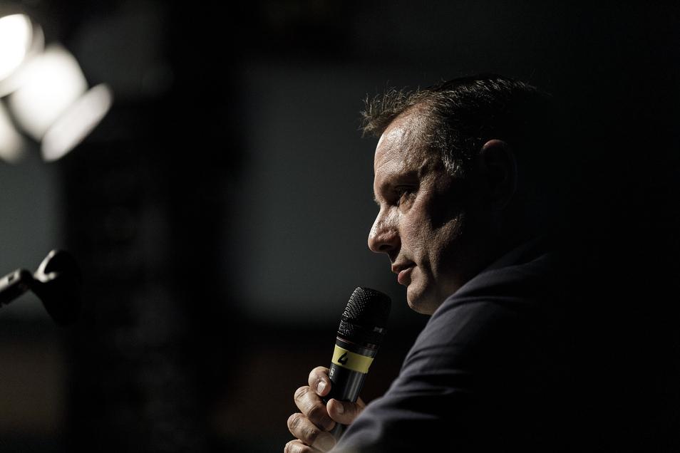 Tino Chrupalla vertritt die AfD seit 2017 im Bundestag.