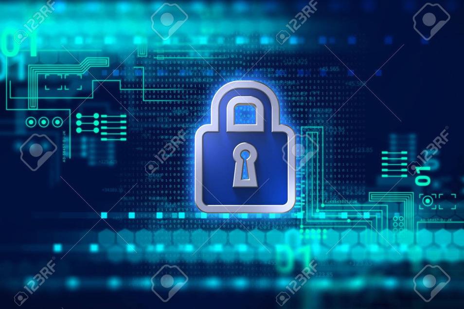 Höchste Sicherheitsstandards sind nötig, wenn zahntausende Patientendaten gespeichert werden.