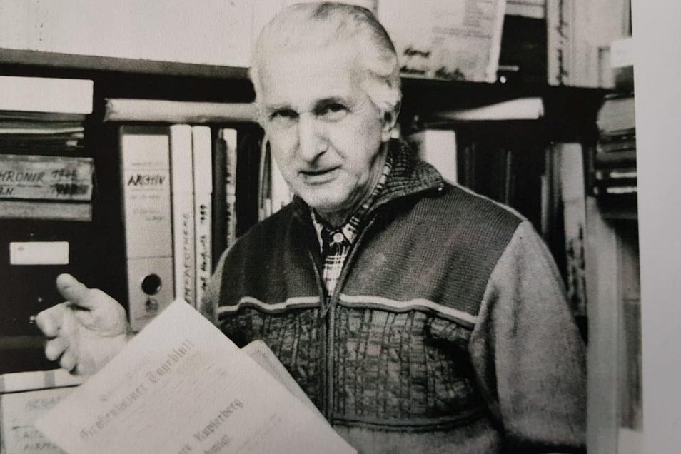 Siegfried Hoffmann.