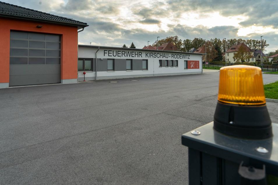 Im vergangenen Jahr bezogen bereits der Bauhof von Schirgiswalde-Kirschau und die Feuerwehr Kirschau-Rodewitz ihr neues Quartier an der Straße zwischen Kirschau und Rodewitz. Nun soll dort eine moderne Rettungswache gebaut werden.