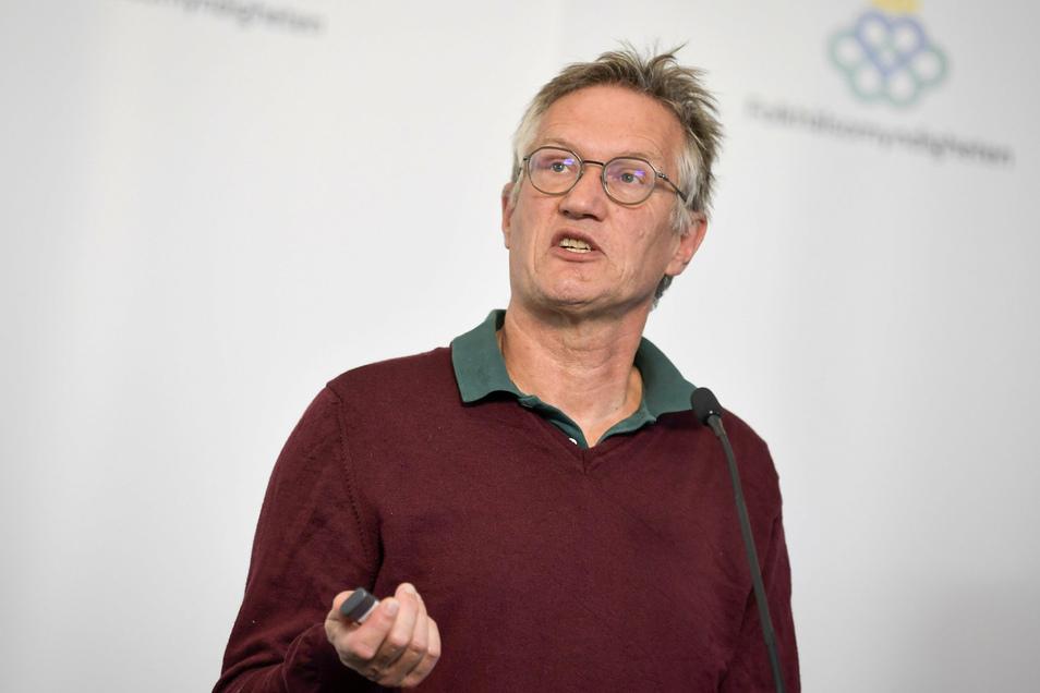Er ist der Architekt der schwedischen Corona-Strategie: Staatsepidemiologe Anders Tegnell.