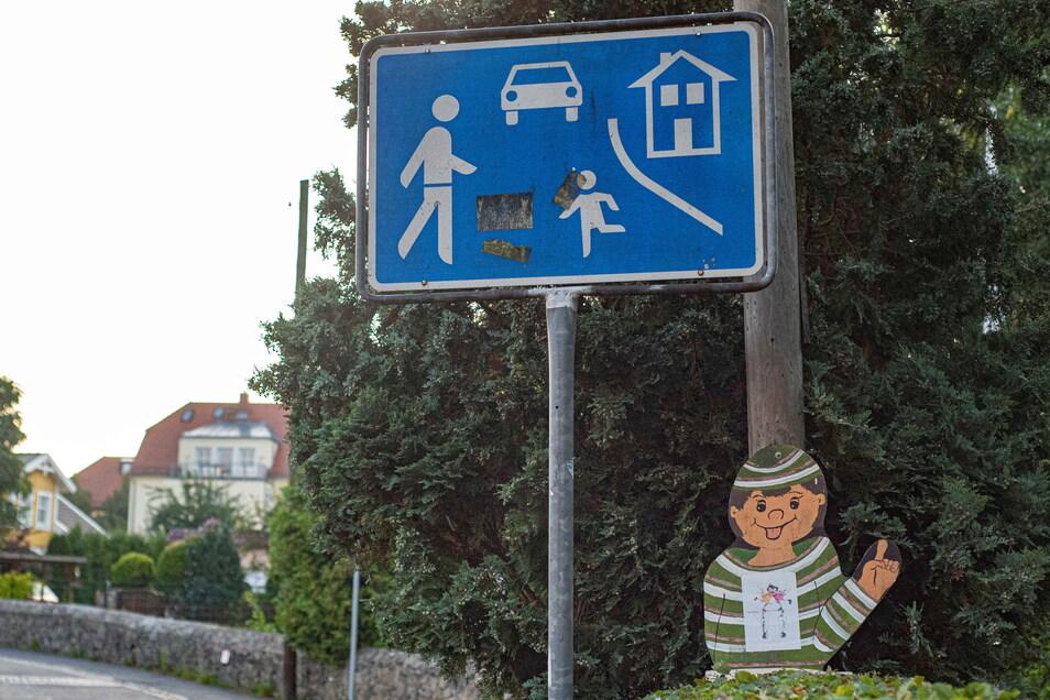 Spielstraße, verkehrsberuhigt - das hat bisher nicht ausgereicht.