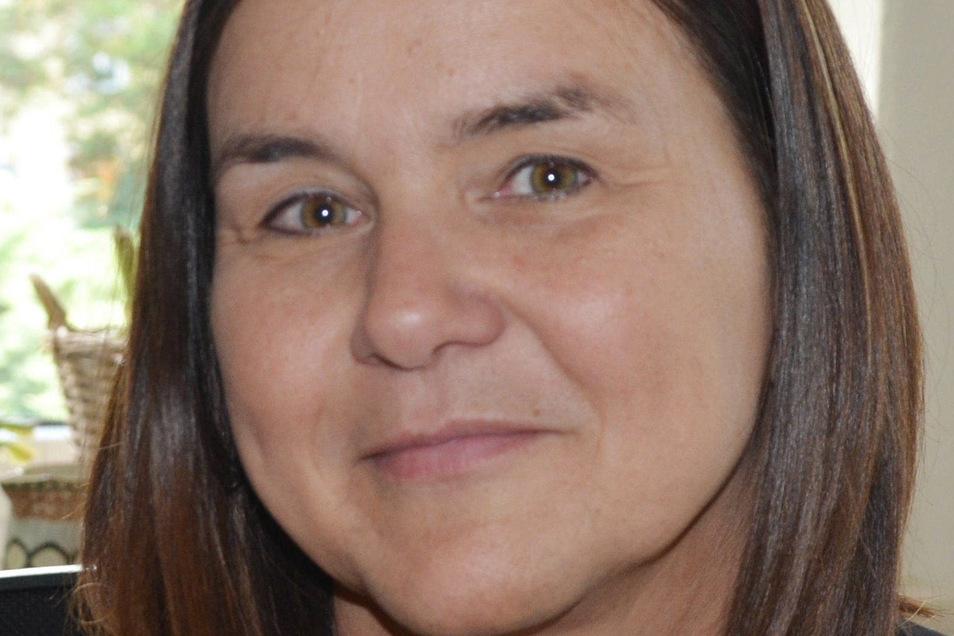 Susann Kothe, 47, hat sich mit einem Pflegedienst selbstständig gemacht.