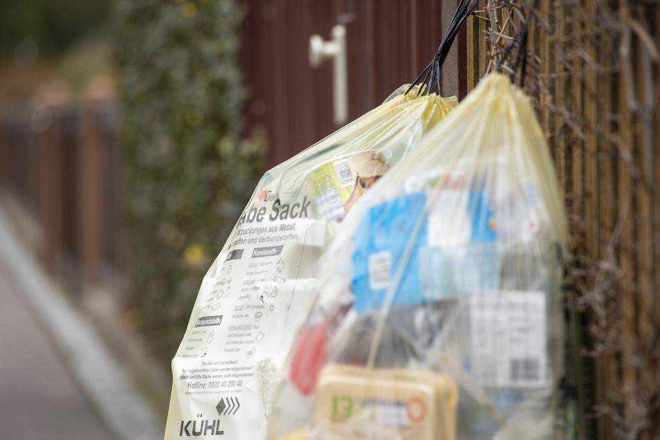 In Fürstenau gab es in den letzten Tagen Probleme mit den Gelben Säcken. Diese wurden nicht nach dem vereinbarten Zeitplan abgeholt.
