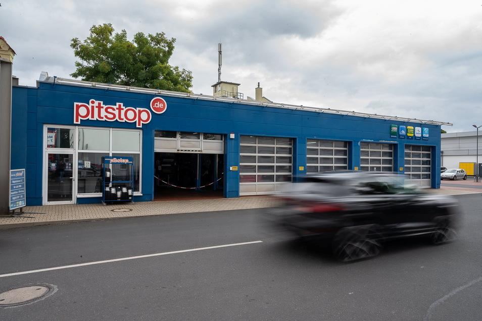 Während die Görlitzer Pitstop-Filiale geschlossen wird, ist der Zittauer Standort sicher.
