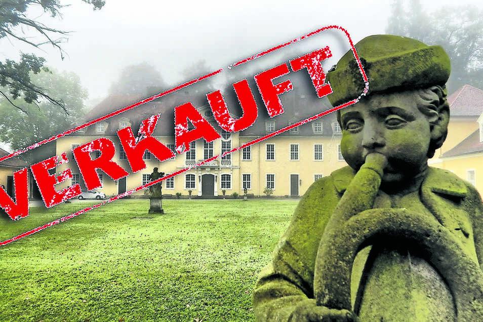 Die Familie Holthuizen aus Holland hat sich nach elf Jahren aus Oberlichtenau zurückgezogen und das Barockschloss an die neuen Besitzer, eine Familie aus Berlin, übergeben.