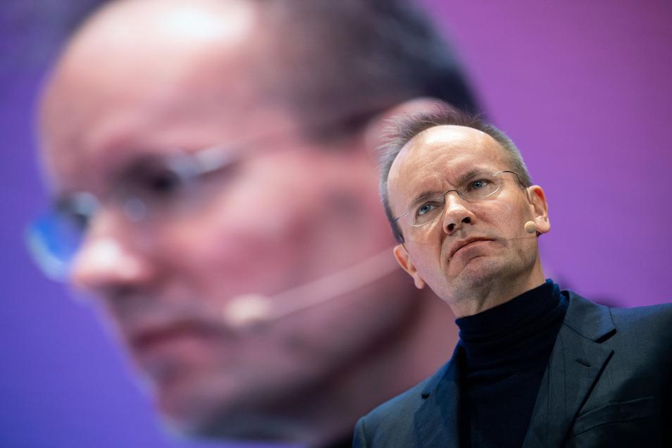 Markus Braun, damaliger Vorstandsvorsitzender bei Wirecard, war womöglich der Kopf des Betrugs.