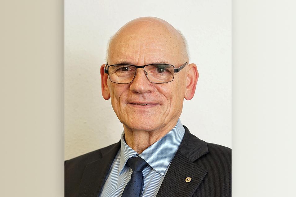 Wilfried Rosenberg vom Kreisverband Bautzen des Bundesverbandes mittelständische Wirtschaft kritisiert die Diskussion um die Vergabe der Kohle-Millionen in der Lausitz.