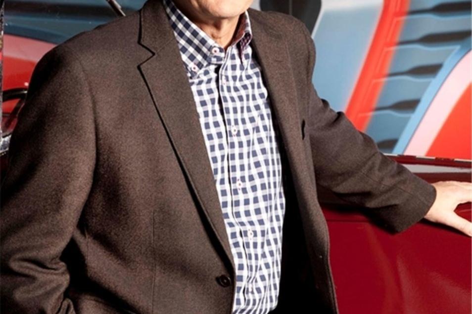 """Horst Büchner, Renault-Autohaus Büchner Görlitz: """"Als Fachhändler hören wir unabhängig der Marke immer wieder von Diebstählen von Autos unserer Kunden. Mögliche Mittel dagegen sind aber politisch nicht gewollt: Grenzkontrolle, Videoüberwachung."""""""