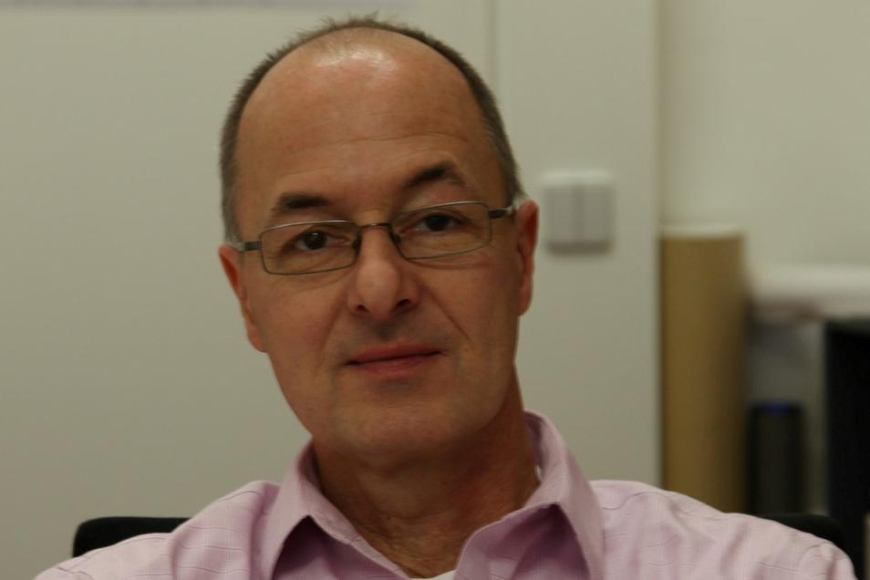 Dr. Ingo Kraft ist Referatsleiter im Landesamt für Archäologie und weiß, wo die Gefahren beim Sondeln liegen.