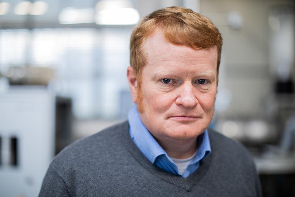 Christof Asbach, Präsident der Gesellschaft für Aerosolforschung, zählt zu den Unterzeichnern des Offenen Briefes an die Bundesregierung.