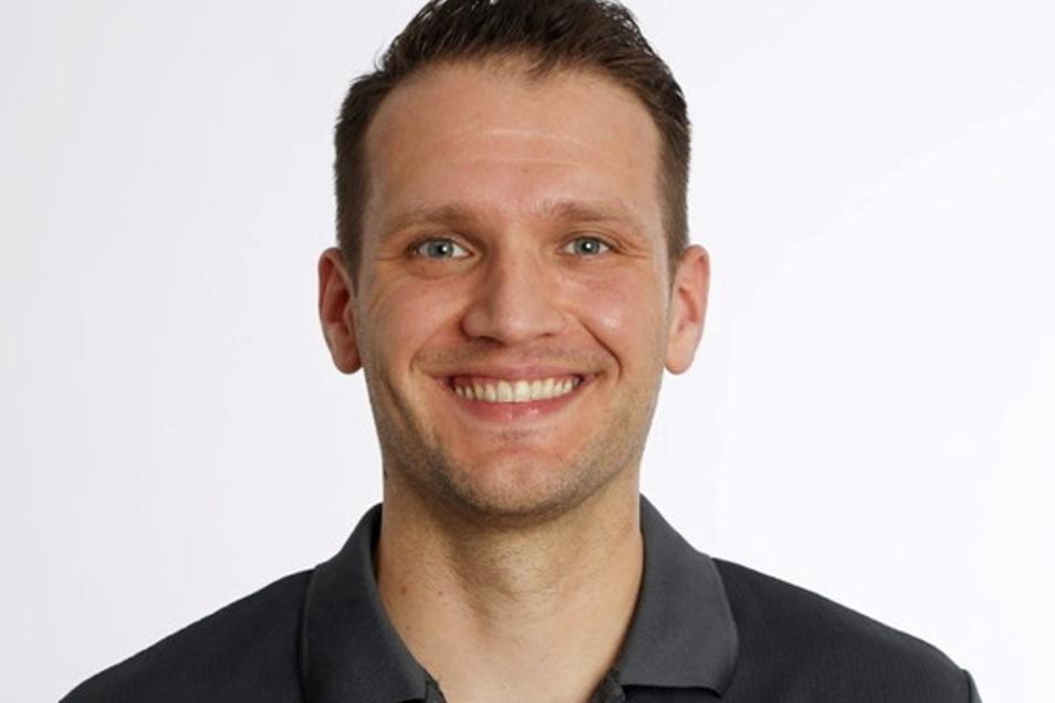 Bart Janssen ist der neue Assistent an der Seite von Cheftrainer Alexander Waibl.
