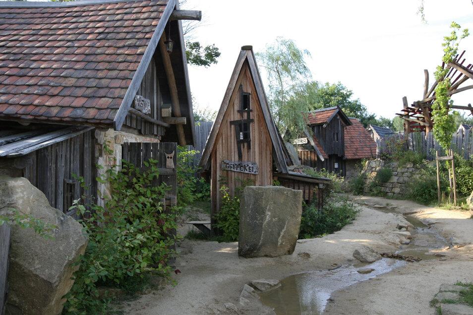 Erlebniswelt Steinreich in Rathewalde hat ab sofort wieder geöffnet.