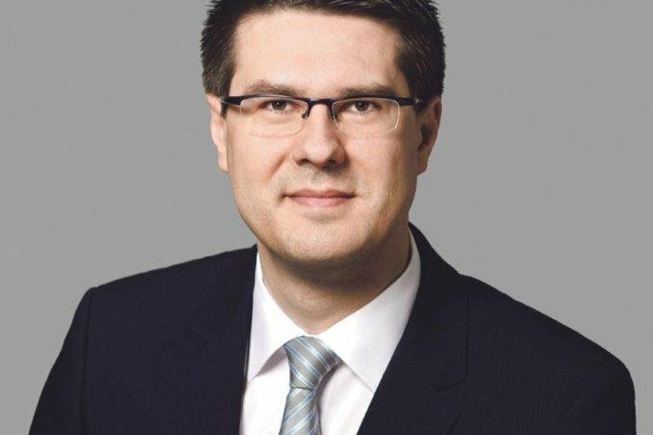 Sven Liebhauser wurde mit 97 Prozent der Stimmen erneut zum Vorsitzenden des CDU-Kreisverbandes gewählt.