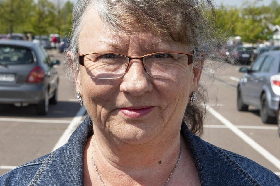 Veronika Dähnert (59), ehemalige Riesaerin