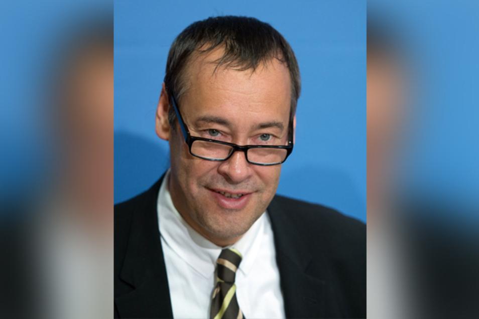 Thomas Krüger, Präsident der Bundeszentrale für Politische Bildung