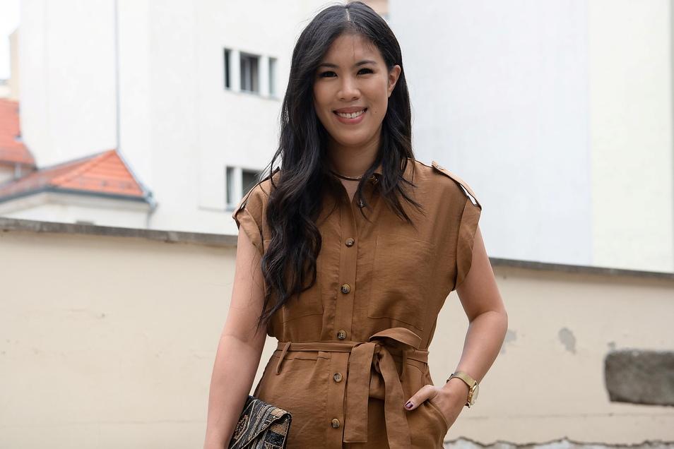"""Mai Thi Nguyen-Kim wurde bei der Preisverleihung """"Journalistinnen und Journalisten des Jahres 2020"""" als Journalistin des Jahres ausgezeichnet."""