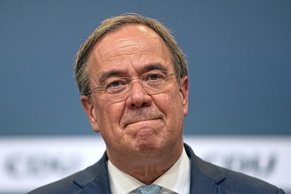 CDU-Chef Armin Laschet hat die Bereitschaft angedeutet, eigene Ambitionen für mögliche Jamaika-Verhandlungen mit Grünen und FDP zurückzustellen.