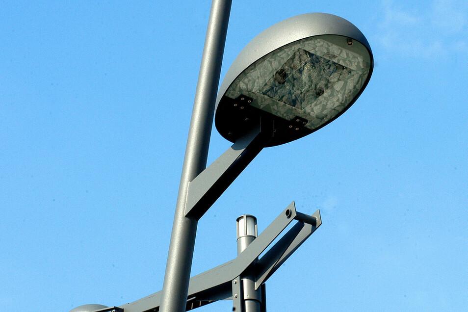 In Großröhrsdorf sind am Wochenende auf drei Straßen die Lampen ausgefallen.