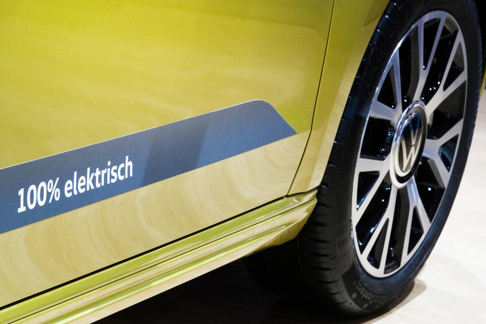 E-Autos sind in Sachsen eher Ladenhüter.