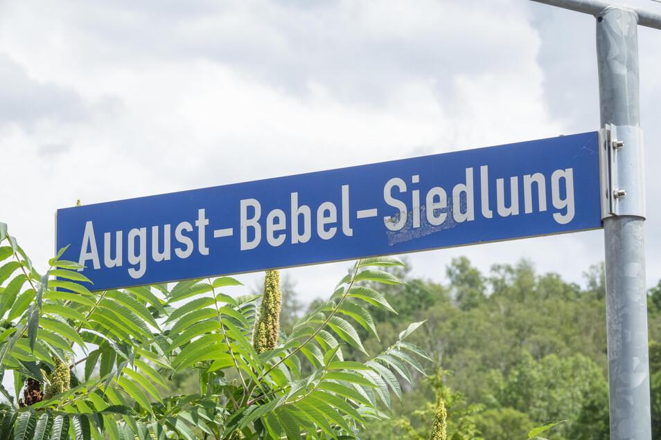 Mehrfach haben Unbekannte in der Waldheimer August-Bebel-Siedlung randaliert.