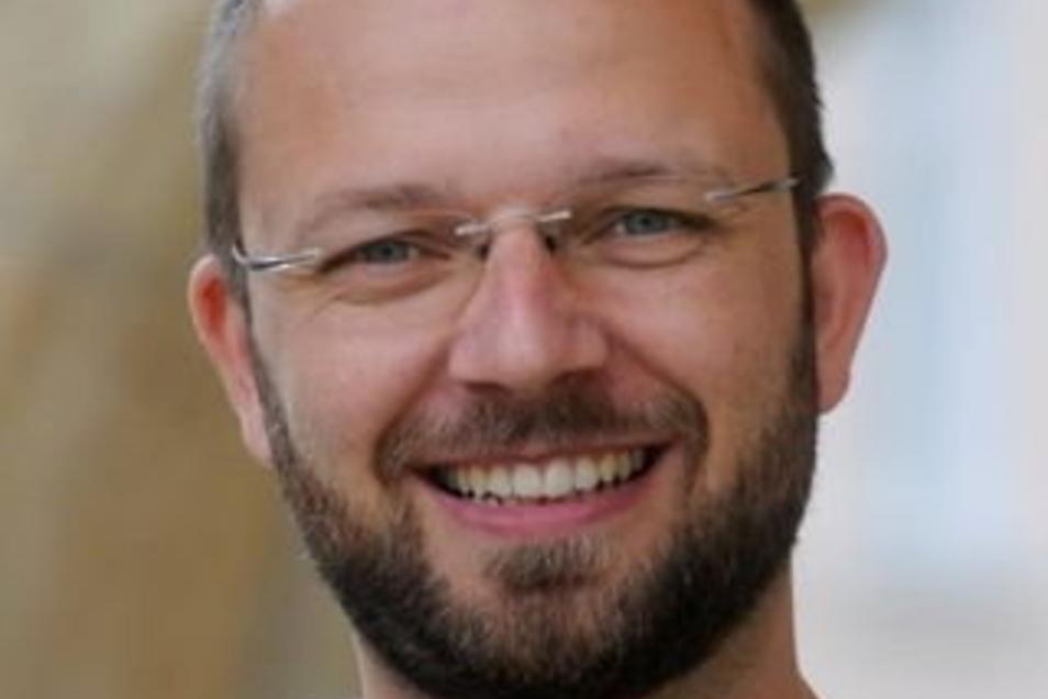 Chorleiter Stefan Jänke ist Ansprechpartner für die Angebote der Chorproben im Netzwerk.