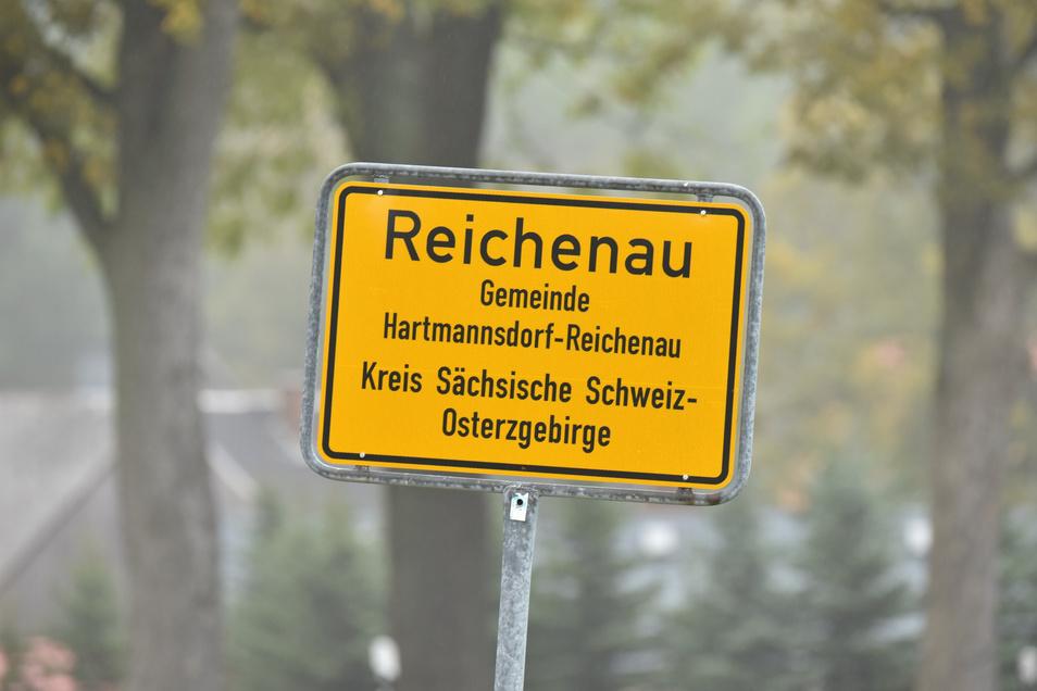 Zwei Wochen hat der Ausbau der Straße durch Reichenau gedauert.