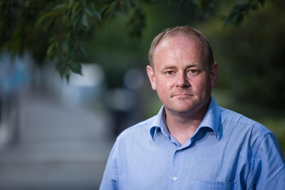 CDU-Stadtbezirksbeirat Gunter Thiele