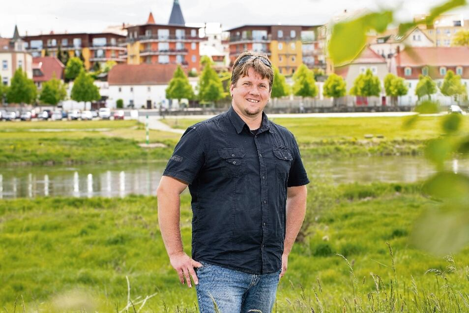 Stefan Schwager führt die Freien Wähler im Stadtrat an und kandidiert erneut für ein Mandat.