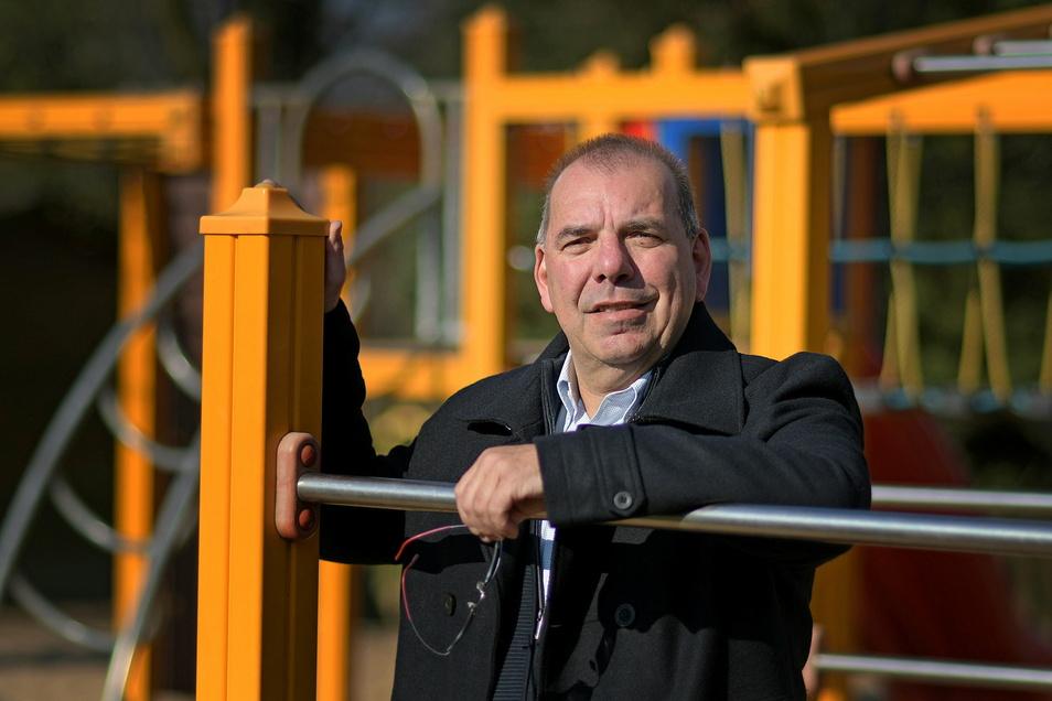 Udo Chmelarz ist bei den Freien Wählern ausgetreten und wird nun als fraktionsloser Stadtrat weiter im Gremium sitzen.