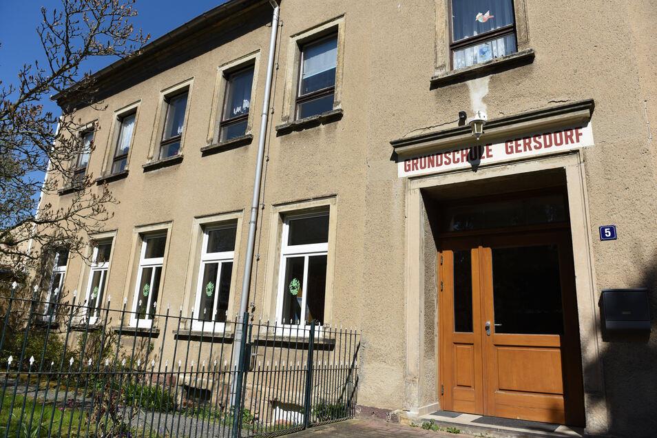 Unter anderem die Grundschule in Harthas Ortsteil Gersdorf erhält eine Förderung zur Sanierung.