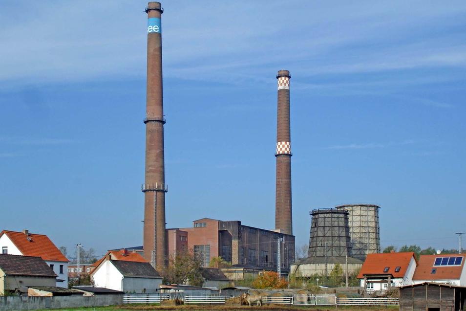 Das Kraftwerk Plessa steht unter Denkmalschutz. Darauf nehmen Diebe allerdings keine Rücksicht.