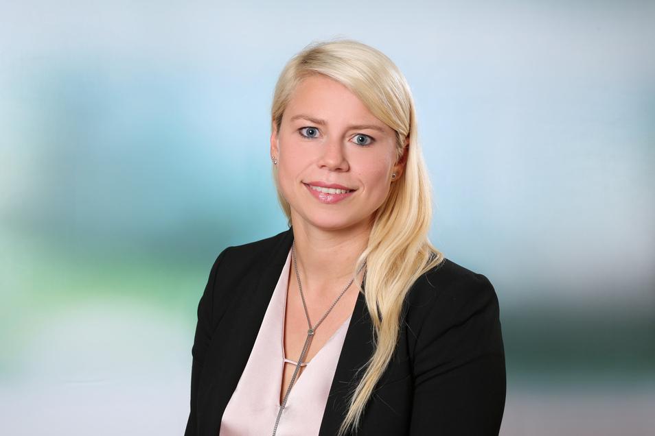 Diana Richter ist die neue Geschäftsführerin der Asklepios Orthopädischen Klinik Hohwald.